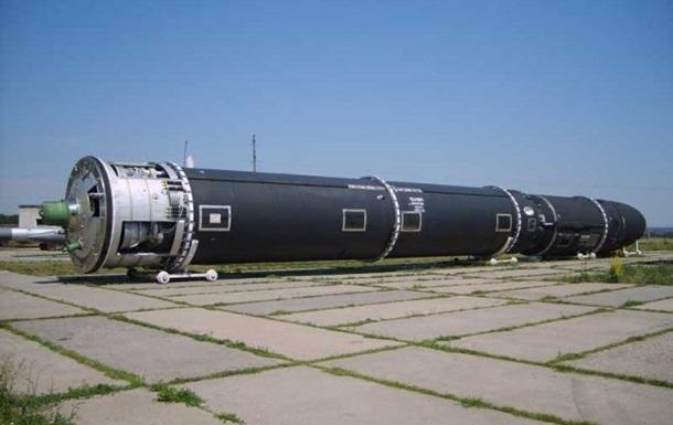 Украина продолжает обслуживать российские ракеты Сатана – СМИ