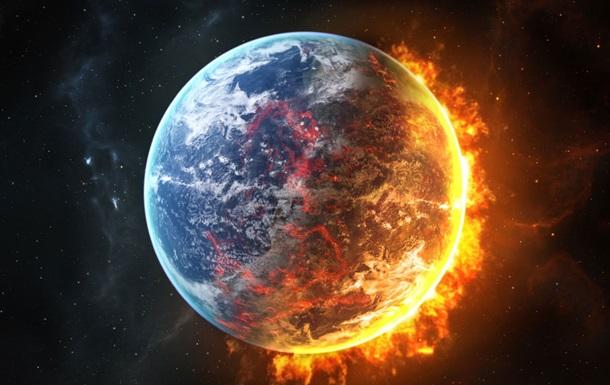 Земля может превратиться в Марс уже через год-полтора - NASA