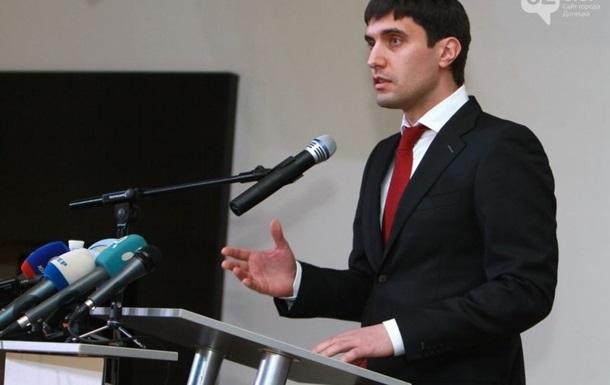Левченко никто не похищал  - помощница