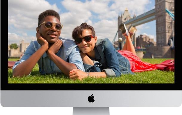 Apple представила бюджетный 21,5-дюймовый iMac