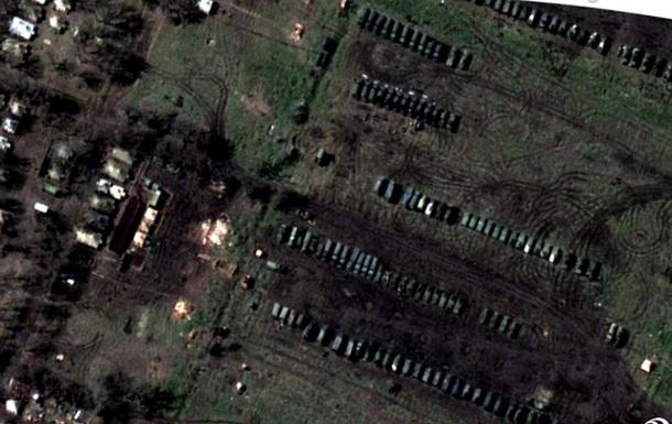НАТО подтверждает усиление российских войск на границе с Украиной