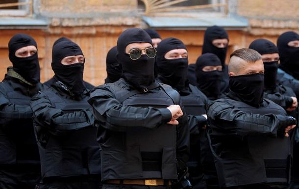 Нацгвардия создает батальон Крым