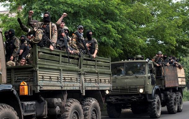 Бойцы АТО уничтожили блокпост сепаратистов и взяли мост через Северский Донец