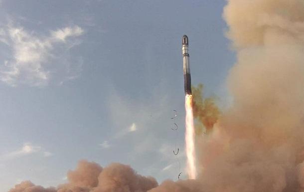 Украинская ракета Днепр запустит первый частный спутник России