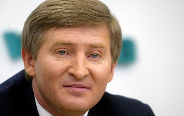 Ахметов осудил отказ Киева от переговоров с сепаратистами