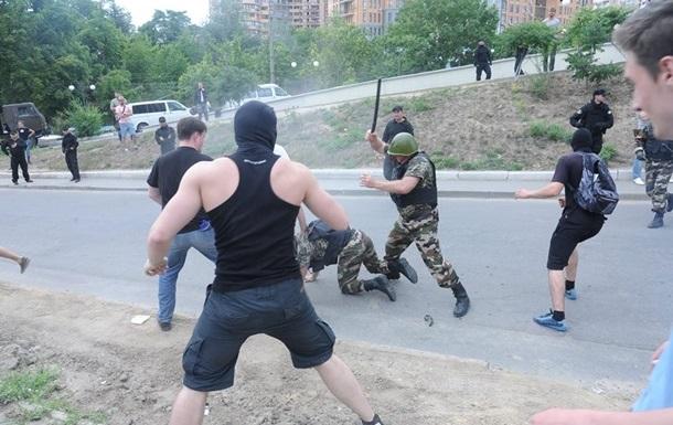 Задержанные 16 июня в Одессе люди планировали совершить теракт в толпе – МВД