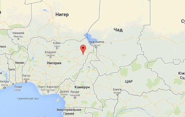 Боевики сожгли деревню на северо-востоке Нигерии