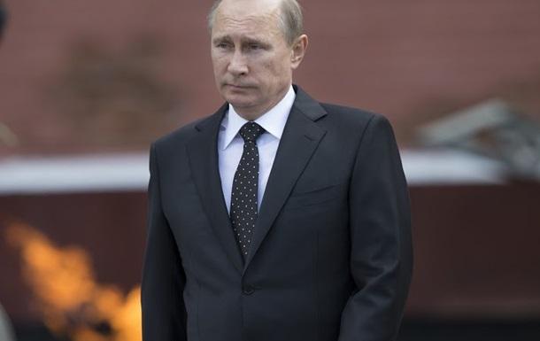 Путин предложил запретить госчиновникам иметь счета в иностранных банках