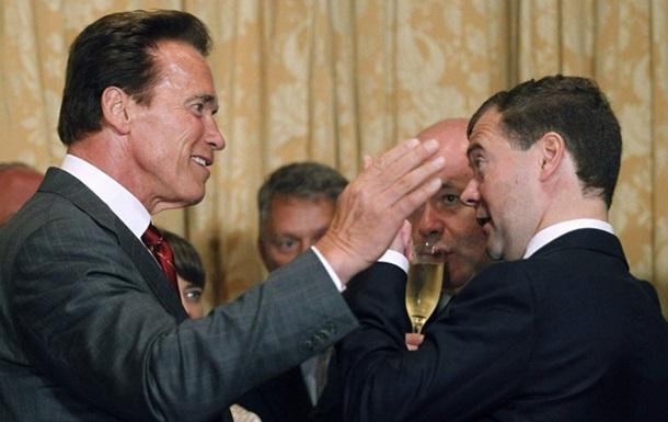Правнучка Хрущева предлагает сделать Шварценеггера послом США в России