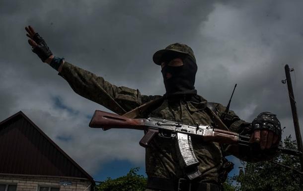 Возле Славянска продолжаются атаки на блокпосты сил АТО - Нацгвардия