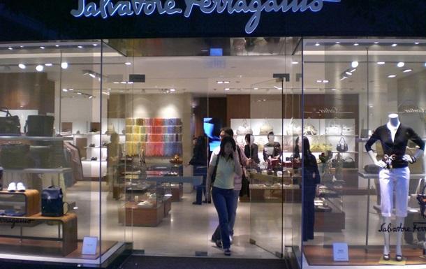 Кризис в Украине привел к спаду продаж в бутиках на элитных курортах