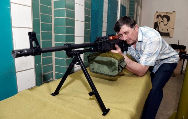 Корреспондент: Украинские солдаты довольствуются морально устаревшим оружием - эксперт