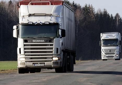 Старые страны-члены ЕС ужесточают правила на грузовые перевозки по Европе