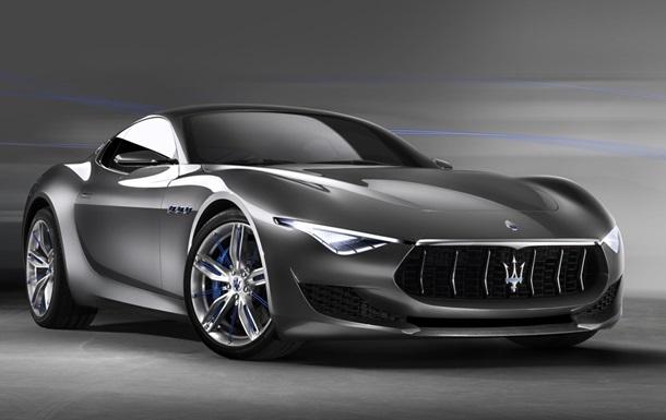 Стали известны подробности о новом спорткаре Maserati - Alfieri