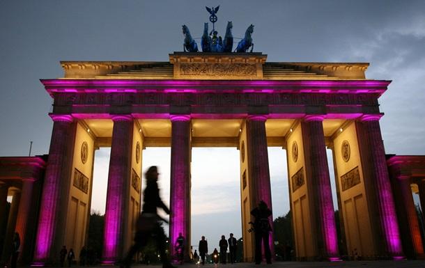 Американский художник начал съемку Берлина длительностью в 100 лет