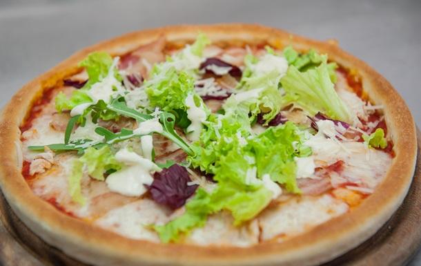 Рецепт пиццы «Цезаре»