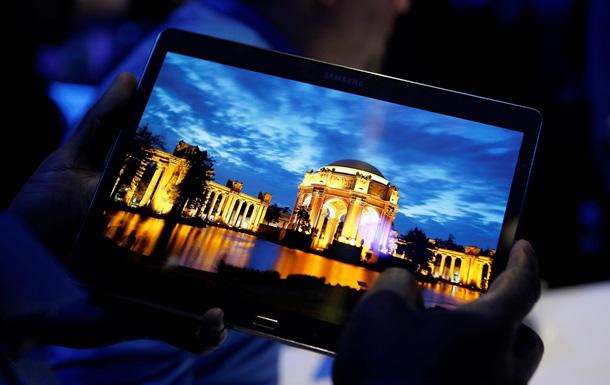 Эксперты назвали планшет с самым лучшим экраном