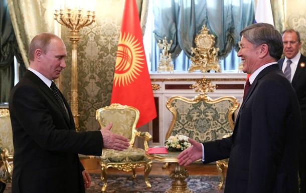 Эксперты: Киргизия идет в Таможенный союз добровольно-принудительно