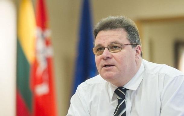 Двери НАТО всегда открыты для Украины – глава МИД Литвы
