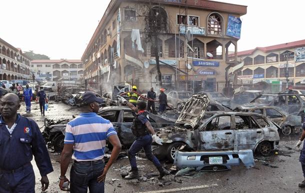 В Нигерии прогремел взрыв около популярного торгового центра