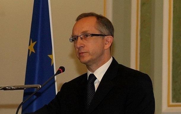 Отмена виз для украинцев  зависит от киевской власти - представитель ЕС