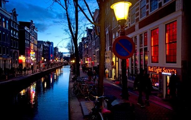 Секс и наркотики приносят Нидерландам больше дохода, чем сыр