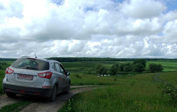 Красивая страна: автопробег по одной параллели – Луганск-Ужгород