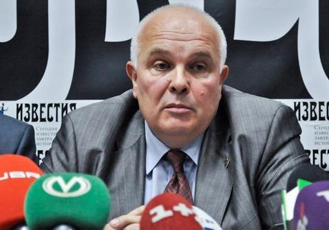 Сергей Шабовта опозорил охранный рынок ради самопиара