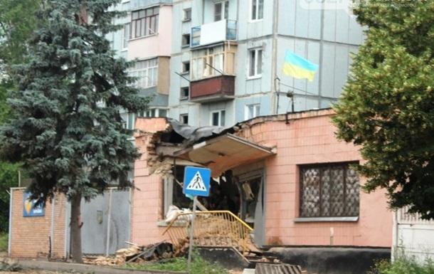 Подробности штурма в Артемовске: Силовики захватили танк  ополченцев