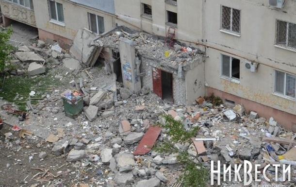 Пострадавшим от взрыва в многоэтажке в Николаеве в мае перечислили финпомощь