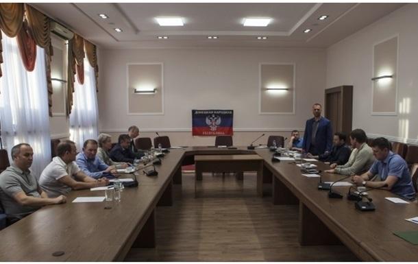 В ЛНР рассказали о результатах консультаций в Донецке