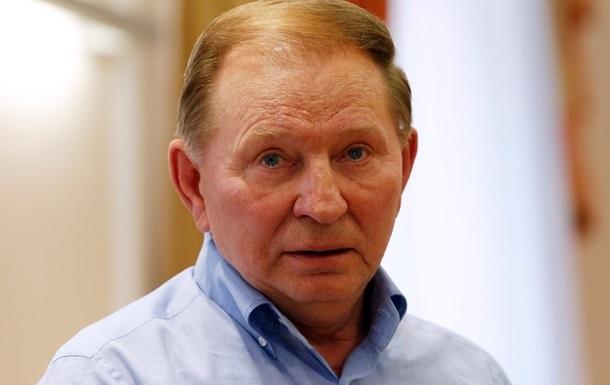 Чего с ними сюсюкаться. Кучма не видит смысла до 30 июня проводить переговоры по Донбассу