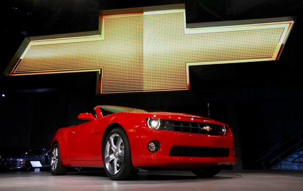 General Motors отзывает почти 500 тысяч автомобилей из-за выявления ряда неисправностей