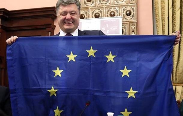 В ассоциации Порошенко с ЕС места для Украины нет