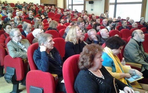 Конгресс интеллигенции в Москве сопровождается провокациями