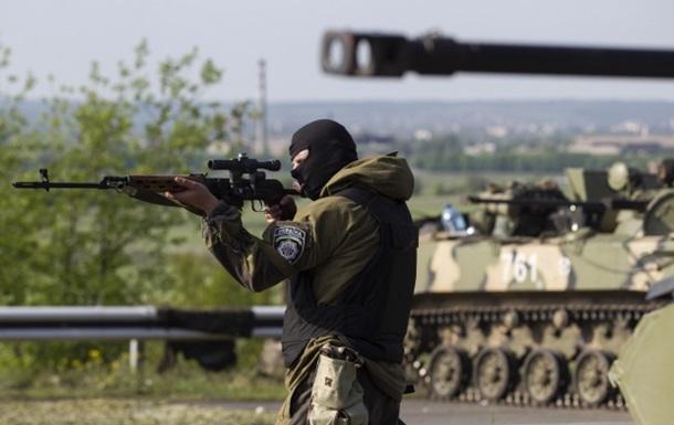 Ночью силовики отбили атаки на аэродром в Краматорске - пресс-центр АТО