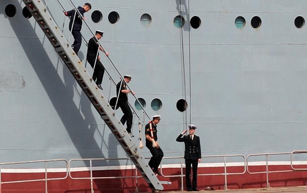 400 российских моряков прибыли на учения во Францию