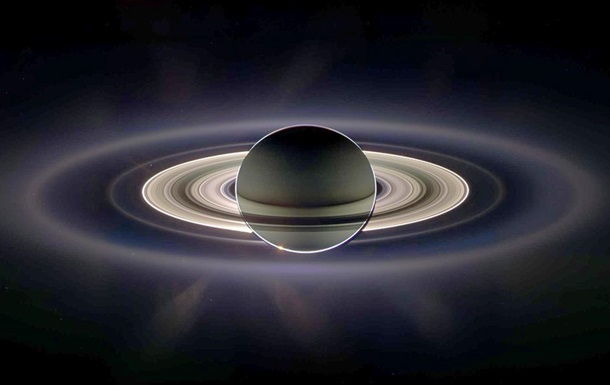 Десять открытий межпланетной станции Cassini