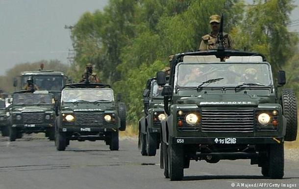 Пакистан начал наземную фазу операции против талибов