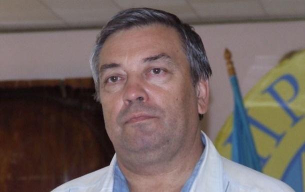 В плену ЛНР умер глава луганской Просвиты - СМИ