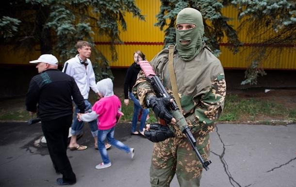 Ополченцы  просят силовиков дать им перейти на сторону армии - спикер АТО