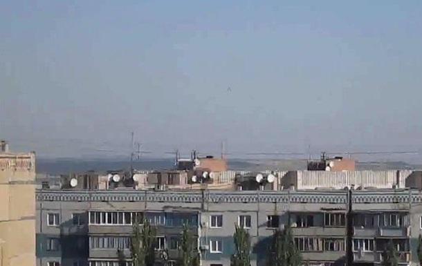 Ночью и утром Краматорск был под обстрелом