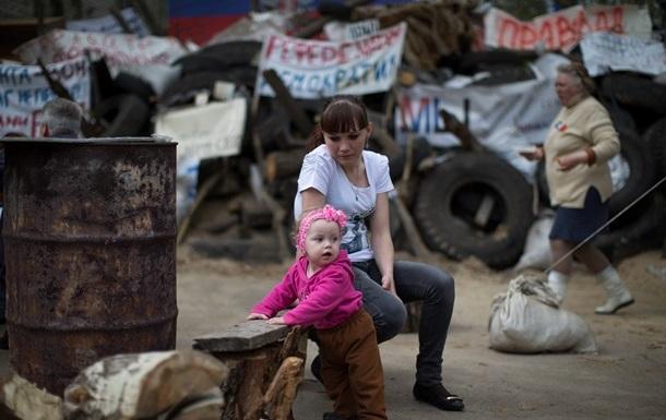 В МВД попросили мирных жителей в зоне АТО не приближаться к местам скопления боевиков