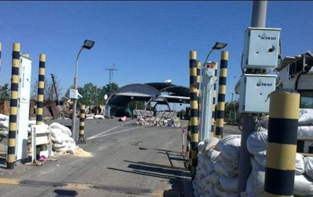 Украинские военные восстановили контроль над пунктом пропуска Должанский
