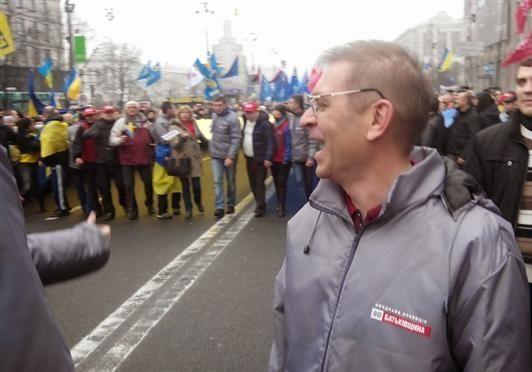 Как Пашинский благодарит Майдан за подаренную власть