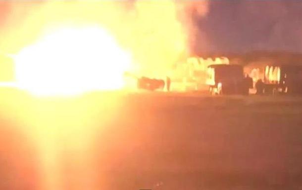 Ночью с Карачуна стреляли из артиллерийских орудий