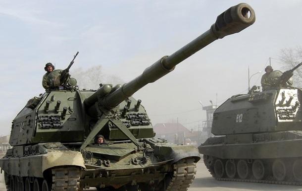 В Крыму сформировали новый артиллерийский полк