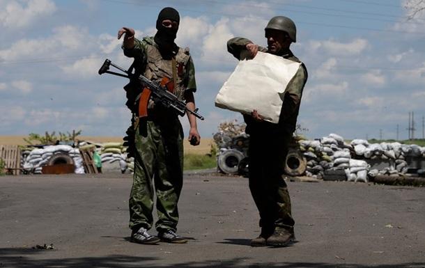 За сутки силовики АТО зачистили от сепаратистов три населенных пункта – СНБО