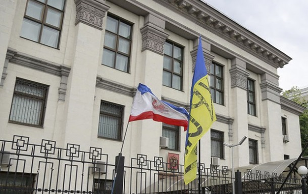 Посольство России может  переехать  на улицу Степана Бандеры