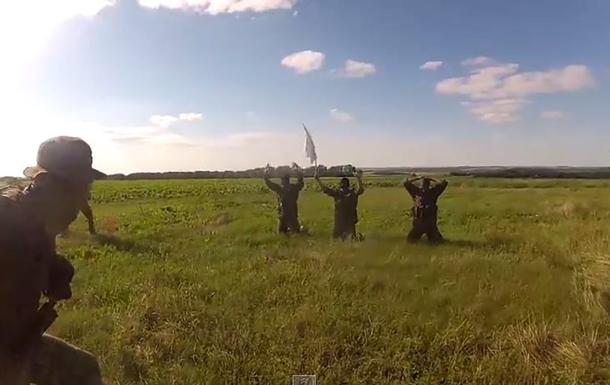 Сепаратисты опровергают сдачу в плен силовикам